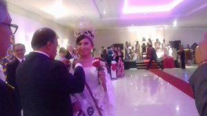 Sesión Solemne de Coronación de Reina del Club de Leones Valle del Tangamanga