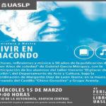 Literatura y Música: Vivir en Macondo
