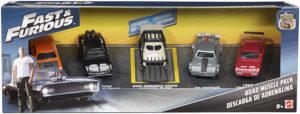 La velocidad y adrenalina de Fast & Furious llegan alos nuevos juguetes de Mattel