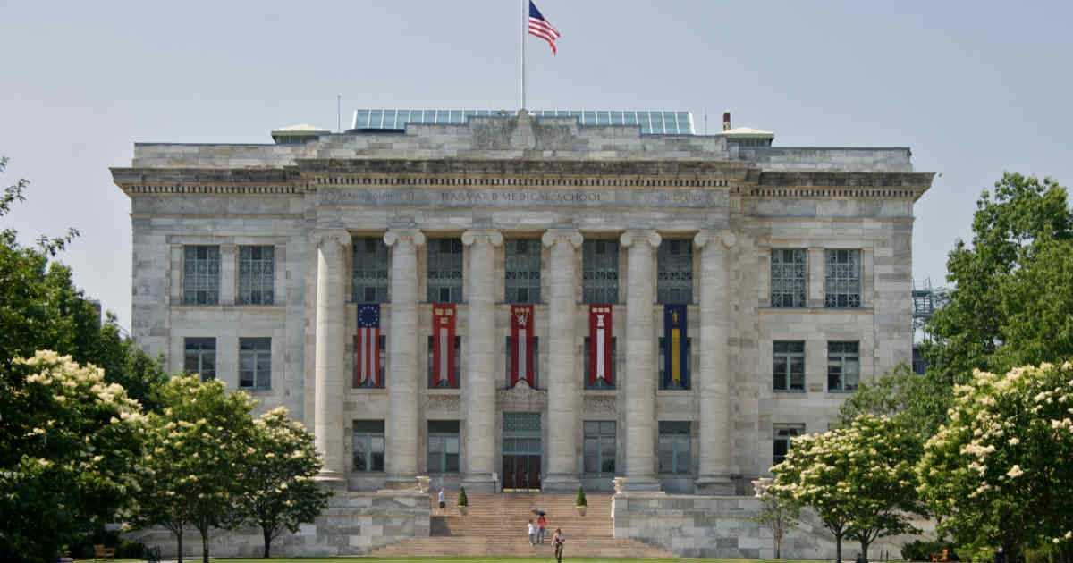 Escuela de medicina de Harvard