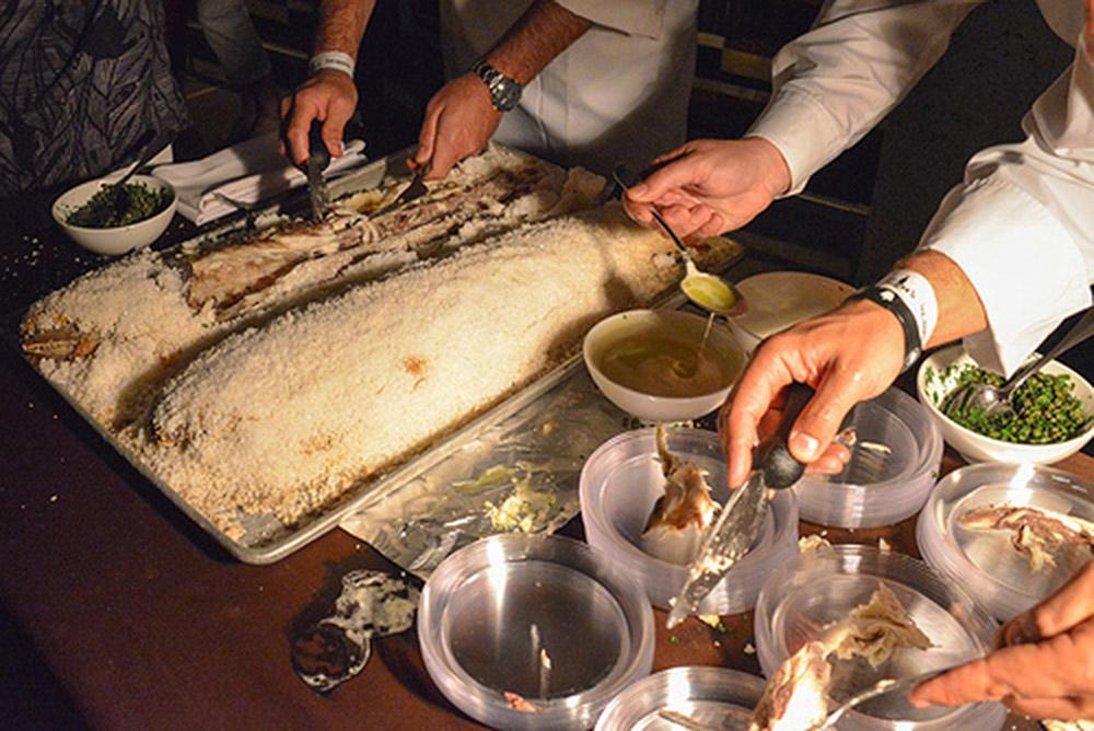 12o. VEGAS UNCORK'D BY BON APPÉTIT: Evento culinario de talla mundial