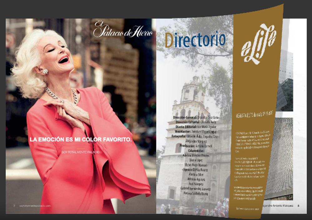 Revista hojeable