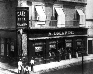 Los primeros cafés famosos en México II