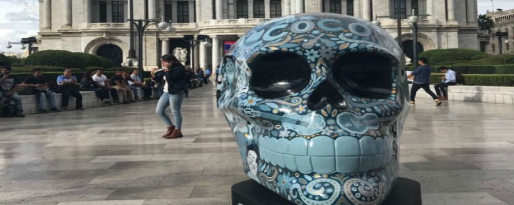 Más de mil artistas participan en la convocatoria de Mexicráneos