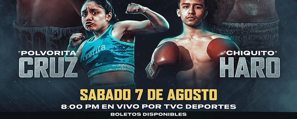 PHILLIPS anuncia próxima pelea de Carmona contra Barajas Plus